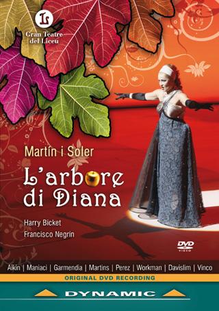 L'arbore di Diana, opéra de Martin y Soler
