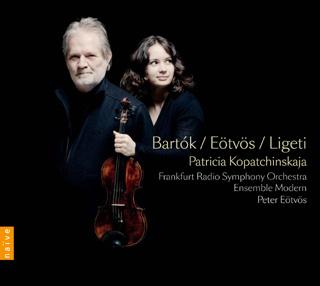 Péter Eötvös joue Bartók, Eötvös et Ligeti
