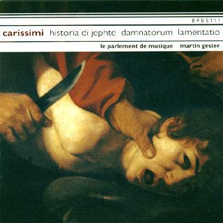 Martin Gester joue Carissimi, Colista et Frescobaldi