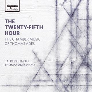Le Quatuor Calder joue Thomas Adès (né en 1971)