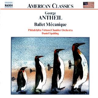 George Antheil | musique de chambre