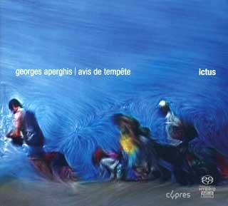 Georges Aperghis | Avis de tempête