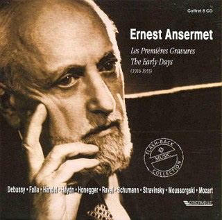 archives Ernest Ansermet | les premières gravures (1916-1955)