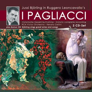 (Re)découvrons Jussi Björling à travers I pagliacci et quelques airs variés