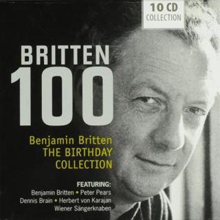 archives Benjamin Britten | enregistrements 1953-1959