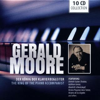 Gerald Moore, le roi de l'accompagnement pianistique (1940-1958)