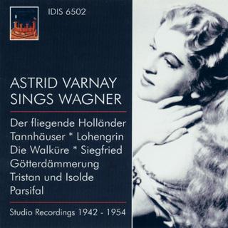 archives Astrid Varnay | Wagner en studio (1942-1954)