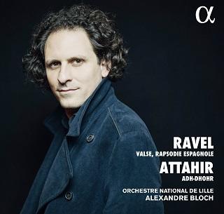 À la tête de l'Orchestre National de Lille, Bloch joue Attahir et Ravel