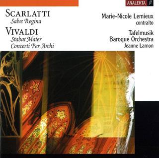 Jeanne Lamon joue Avison, Scarlatti et Vivaldi