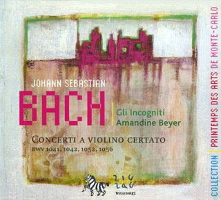 Johann Sebastian Bach | concerti avec violon