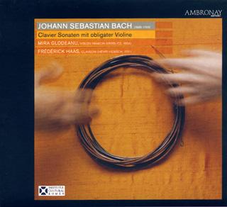 Johann Sebastian Bach | Sonates pour clavier et violon