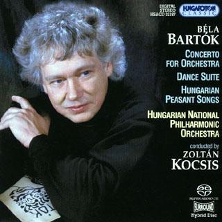 Béla Bartók | Concerto pour orchestre – etc.