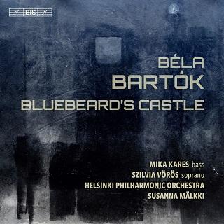 "Susanna Mälkki enregistre l'opéra de Bartók, ""Le château de Barbe-Bleue"""
