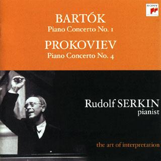 Bartók – Prokofiev | concerti pour piano