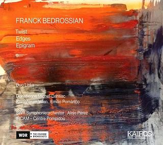 Trois opus de Franck Bedrossian, dirigés par Alejo Pérez et Emilio Pomàrico