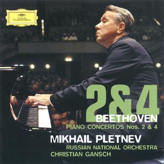Ludwig van Beethoven   Concerti pour piano n°2 – n°4
