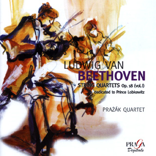 Ludwig van Beethoven | Quatuors à cordes n°1 – n°4 – n°5