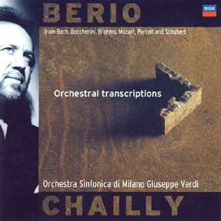 Luciano Berio | transcriptions