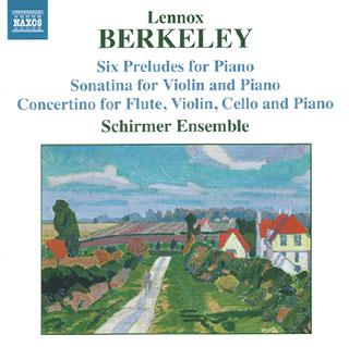 Lennox Berkeley | musique de chambre