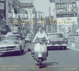 Bernstein – Copland   Trouble in Tahiti – Quiet City