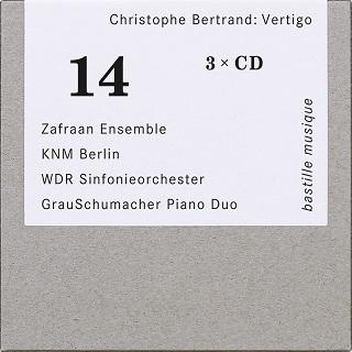 Presque toute la musique de Christophe Bertrand en un coffret de trois CD