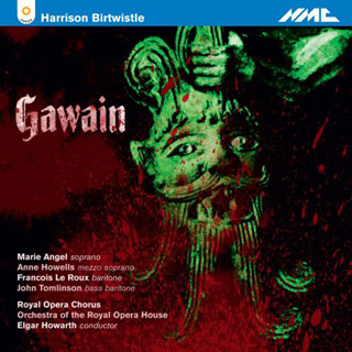 Elgar Howarth joue Gawain (1994), opéra Harrison Birtwistle