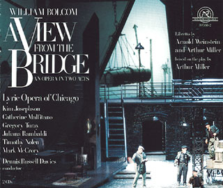 William Bolcom | A view from the bridge