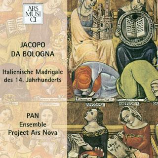 Jacopo da Bologna | madrigaux