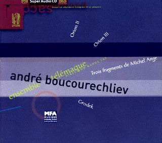 André Boucourechliev | Pièces pour ensemble