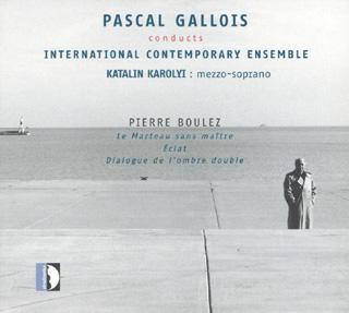 L'International Contemporary Ensemble joue Pierre Boulez (1925-2016)