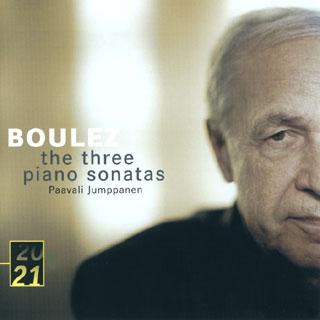 Pierre Boulez | trois sonates pour piano