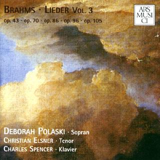 Johannes Brahms | Lieder