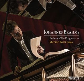 Le pianiste Matteo Fossi joue Johannes Brahms
