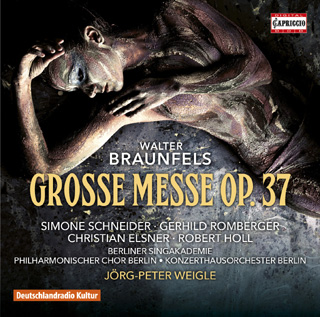 Jörg-Peter Weigle joue la Grande messe Op.37 (1926) de Walter Braunfels