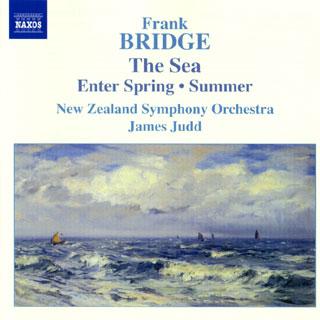 Frank Bridge | œuvres pour orchestre