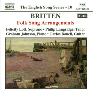 Benjamin Britten | Folk song arrangements (vol.1)