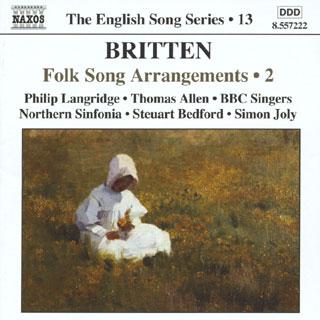 Benjamin Britten | Folk song arrangements (vol.2)