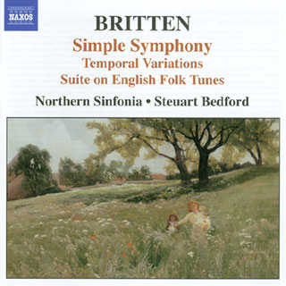 Benjamin Britten | Simple symphony – etc.