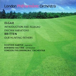 Britten – Elgar | œuvres pour orchestre philharmonique