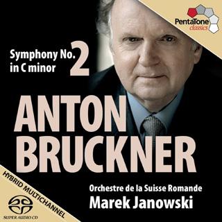 Marek Janowski joue la Symphonie n°2 (1877) d'Anton Bruckner