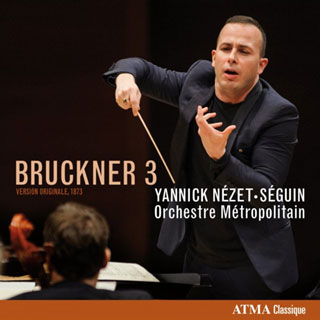 Yannick Nézet-Séguin joue la Symphonie n°3 (1873) d'Anton Bruckner