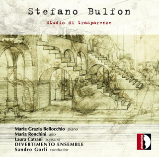 Six pièces variées de Stefano Bulfon composent ce programme