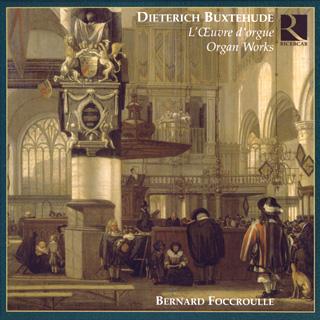 Dietrich Buxtehude | intégrale des pièces pour orgue