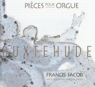 Dietrich Buxtehude   pièces pour orgue