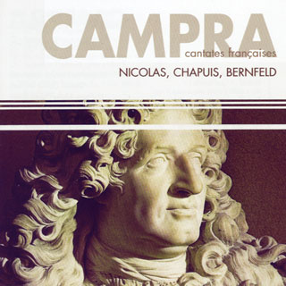 André Campra | cantates françaises