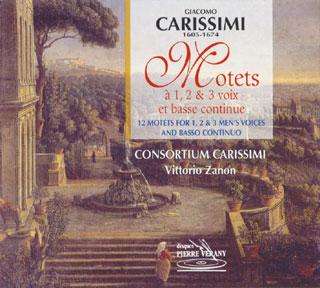 Giacomo Carissimi | motets