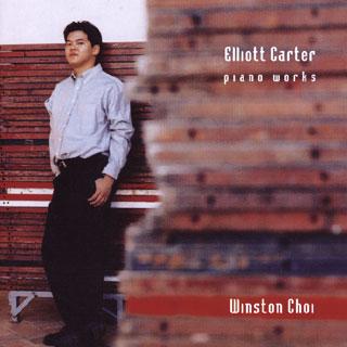 Elliott Carter | œuvres pour piano