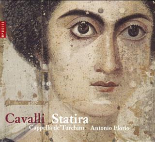 Francesco Cavalli   Statira, principessa di Persia