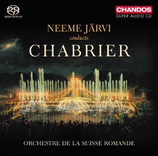 À la tête de l'Orchestre de Suisse Romande, Neeme Järvi joue Chabrier