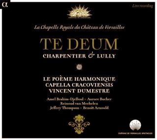Te Deum, de Charpentier et Lully